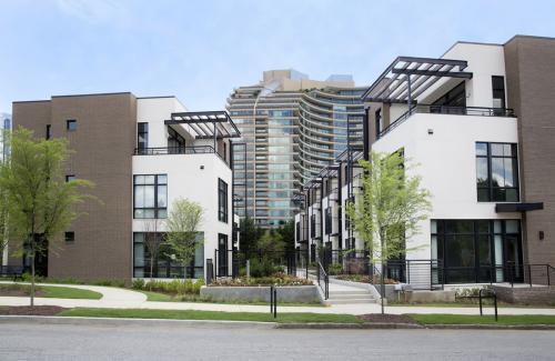 Metropolitan at Phipps - Multi-Family Home Builder Atlanta